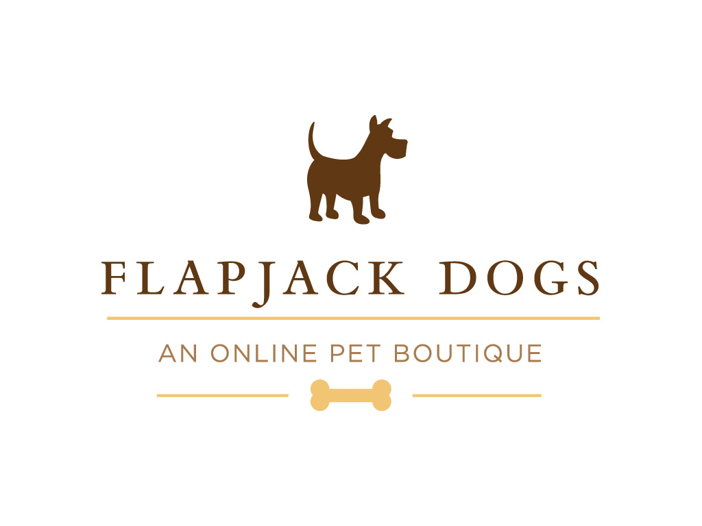 Logo Design: Flapjack Dogs