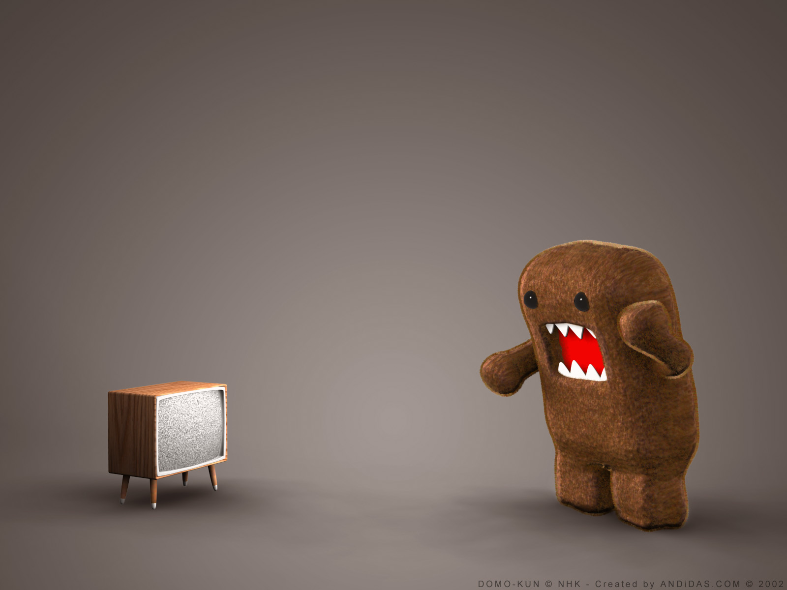 Domo Wallpaper - HD Wallpapers