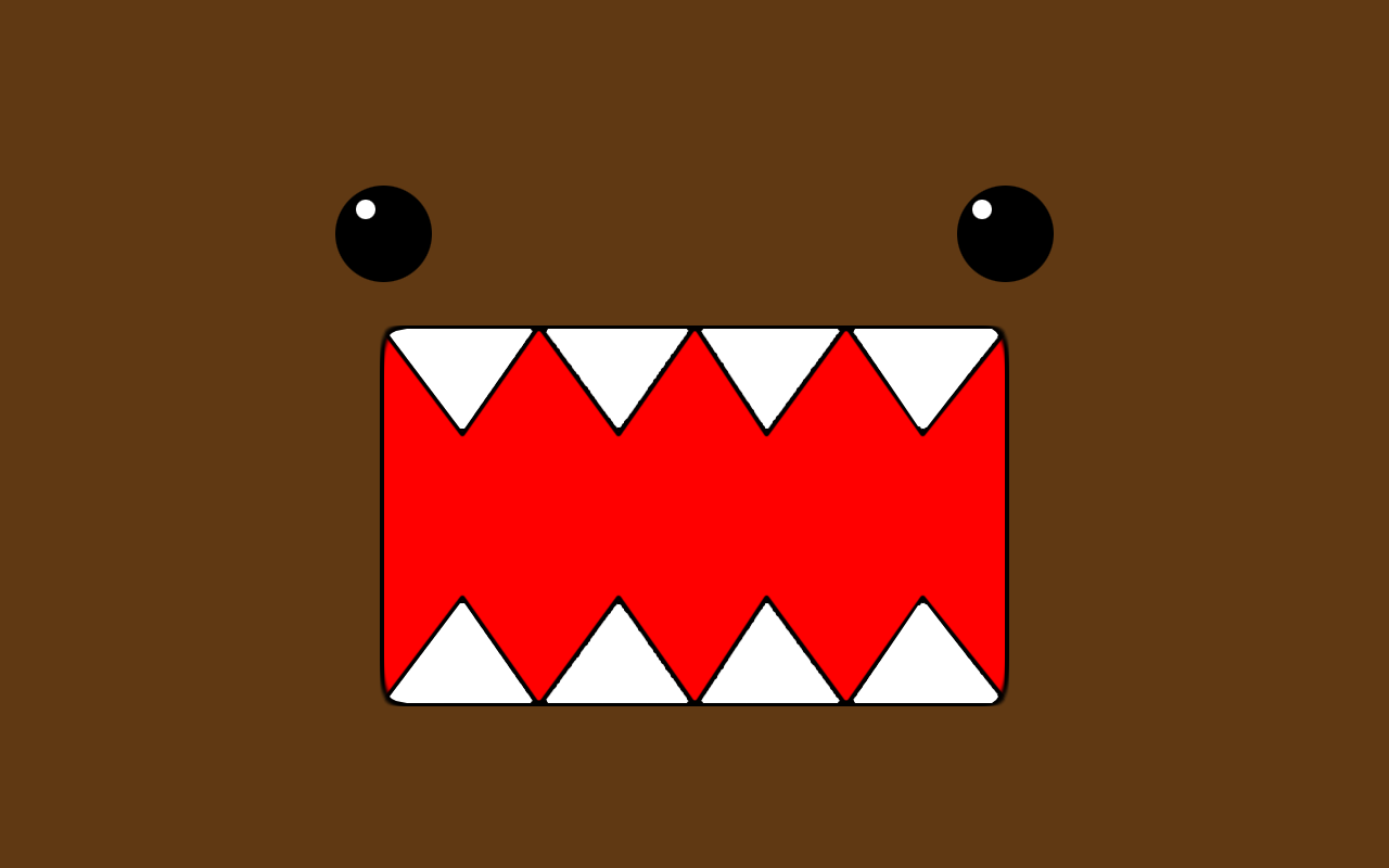 Domo Wallpaper by raydezee Domo Wallpaper by raydezee
