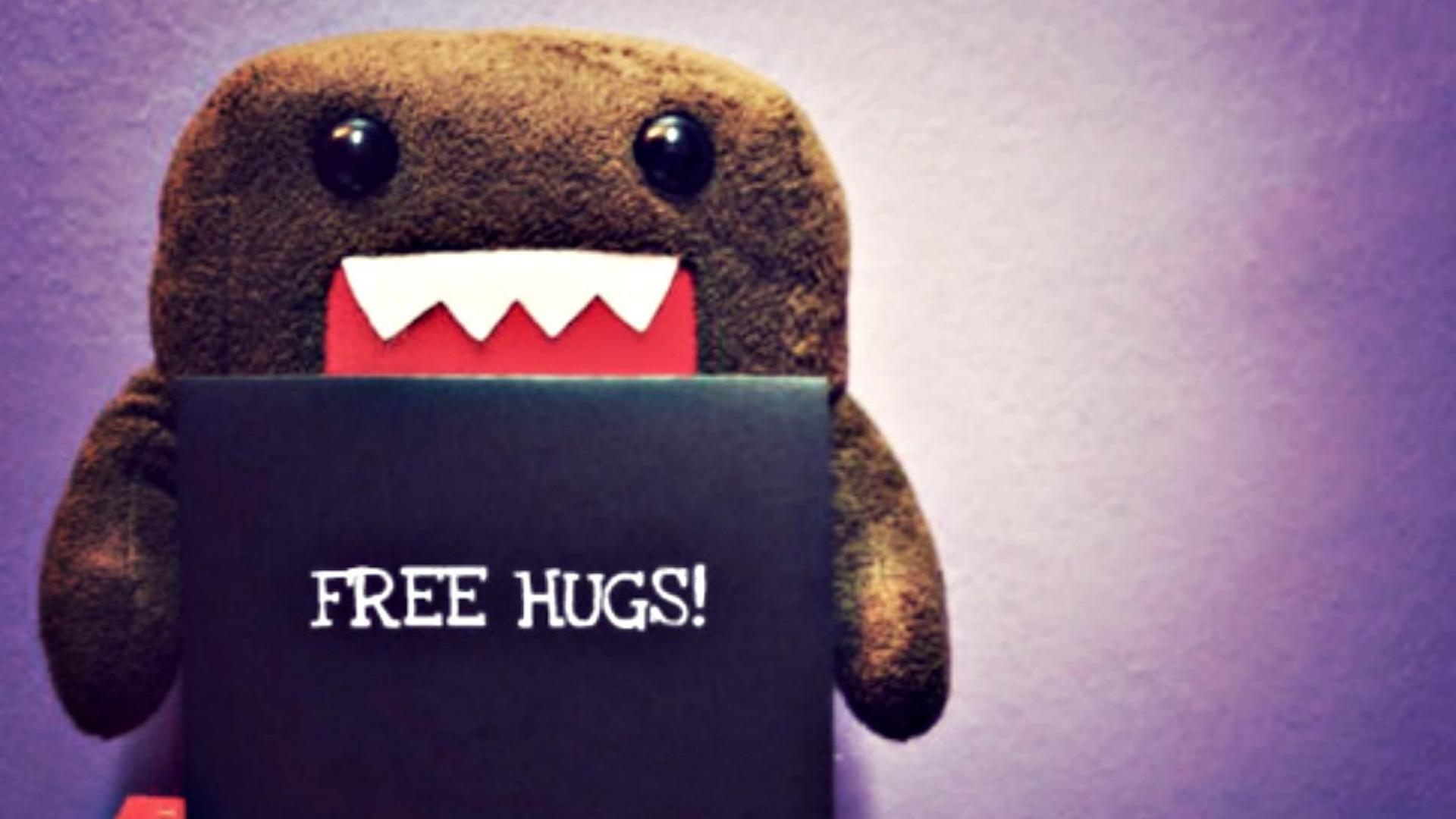 Free Hugs Domo Wallpapers