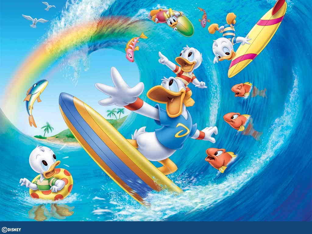 Donald Duck Donald Duck Wallpaper
