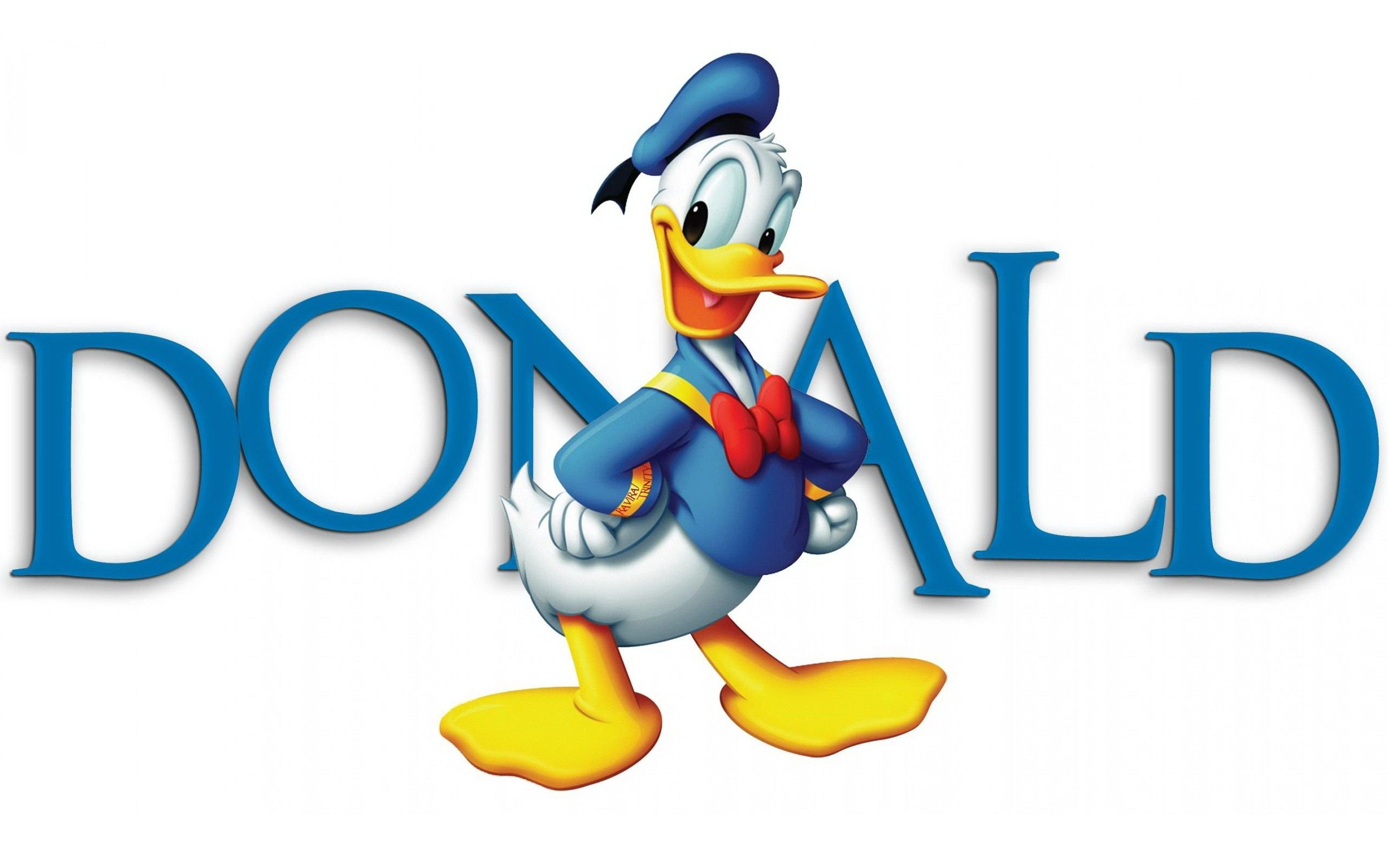 2560x1600 Cartoon Donald Duck