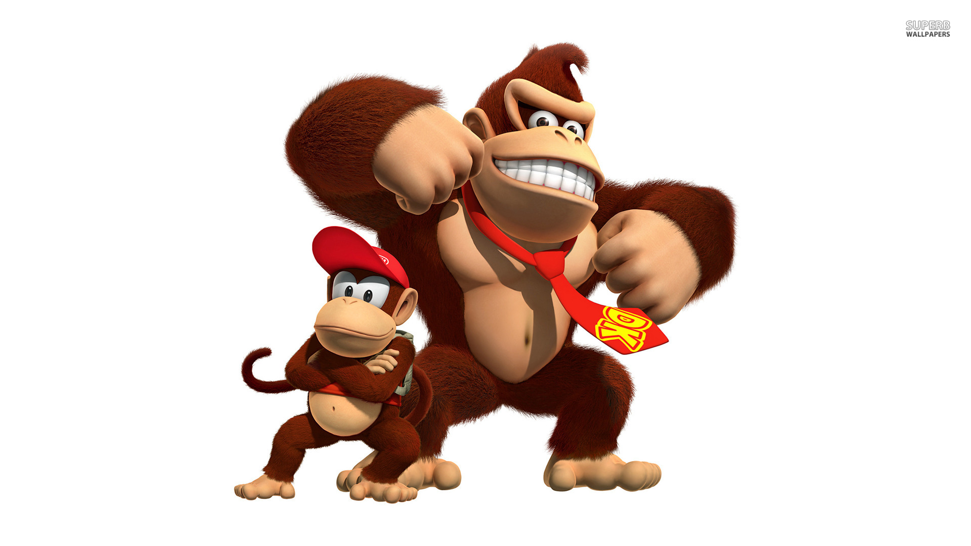 Donkey Kong Country: Tropical Freeze wallpaper 1920x1080