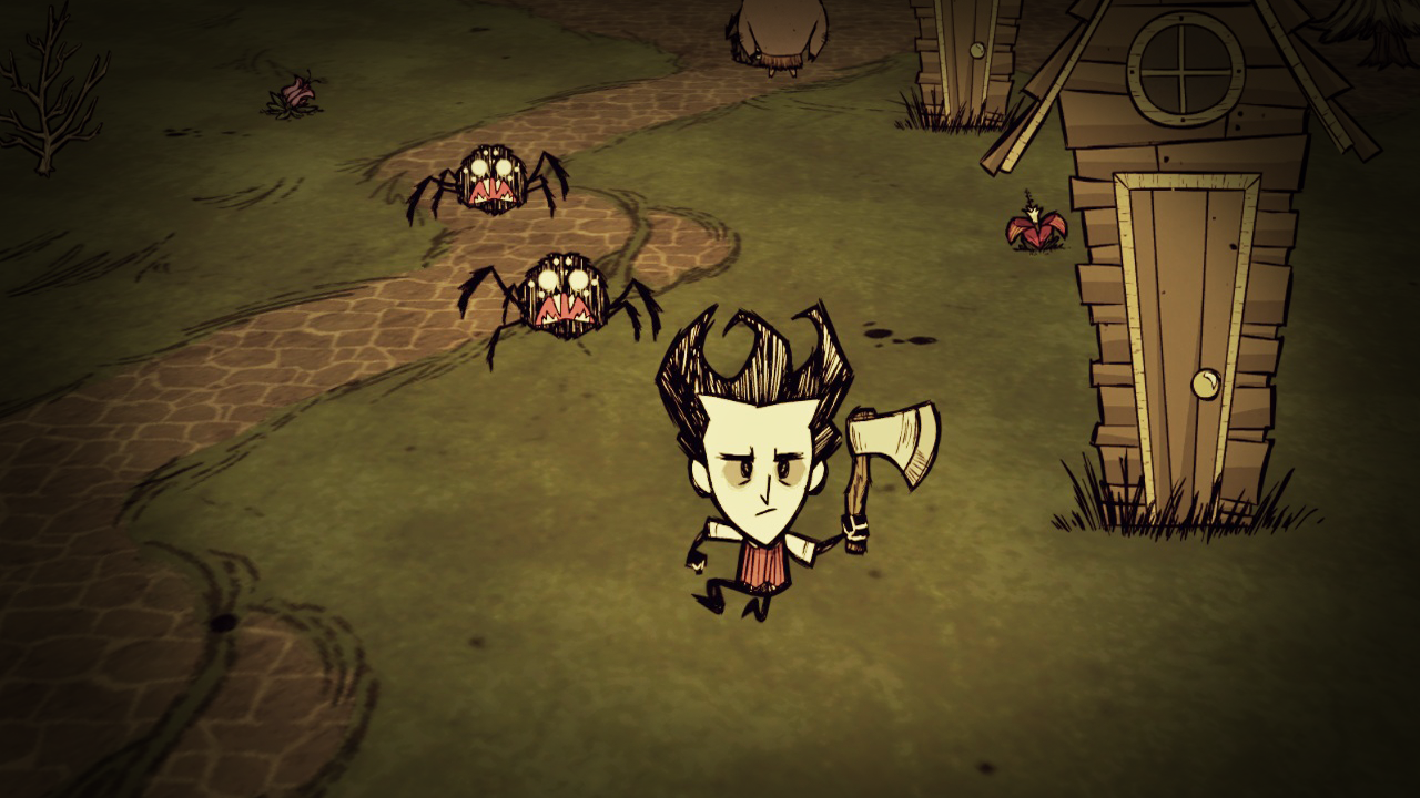Dont starve game