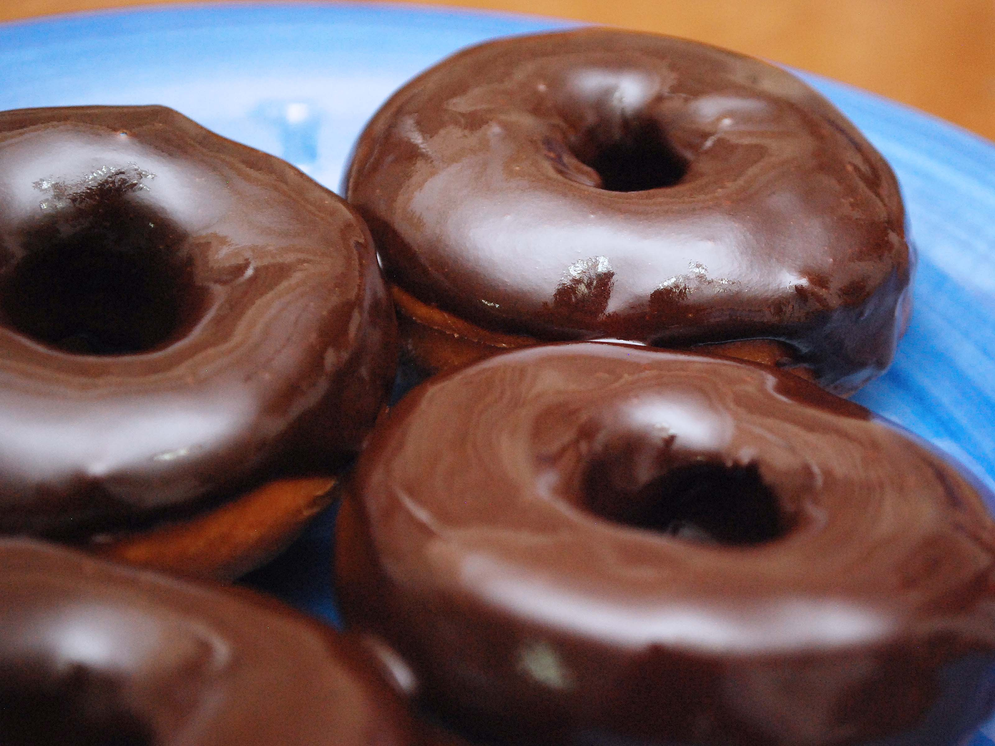 Donut Chocolate