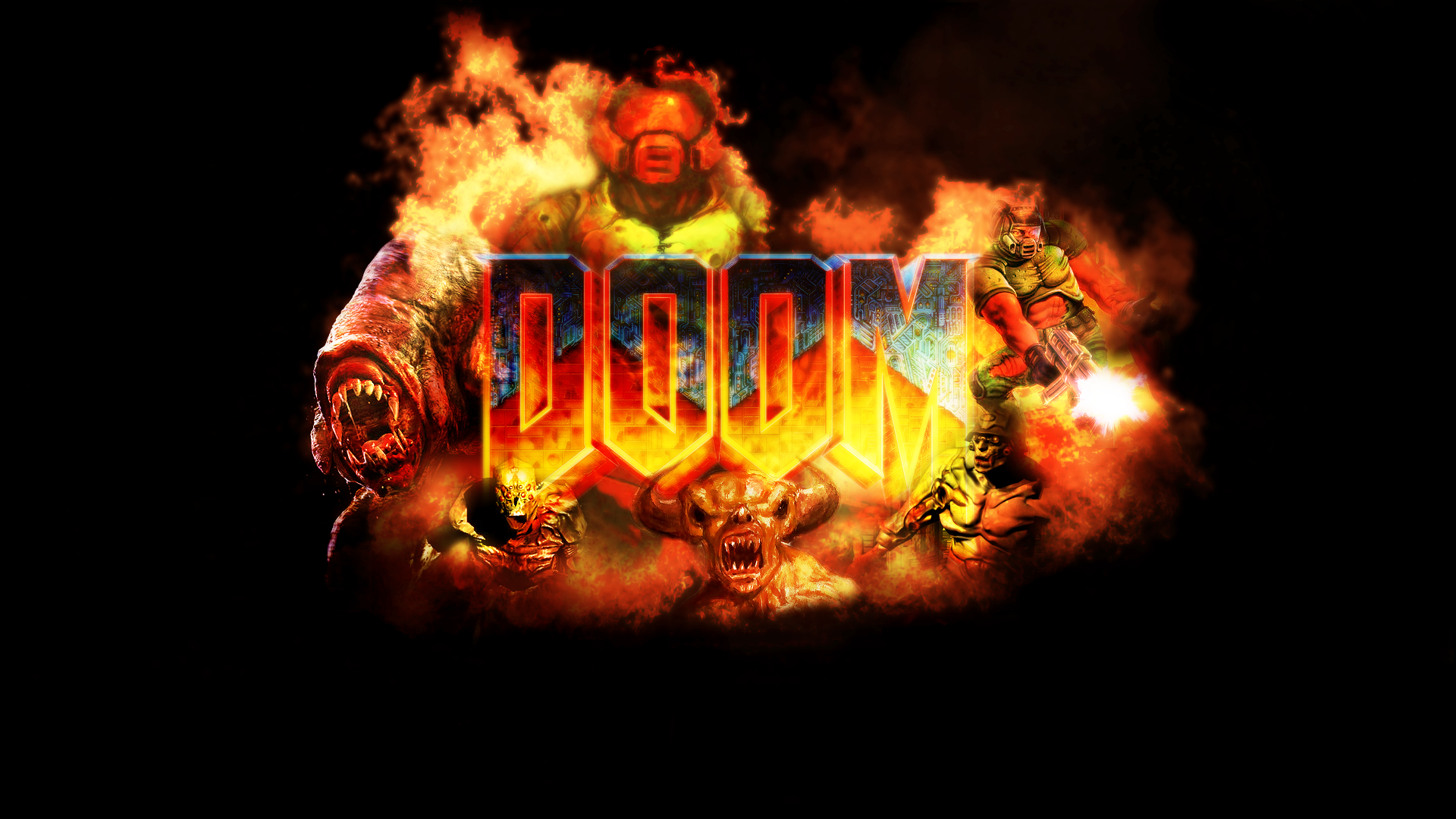 Doom Wallpaper