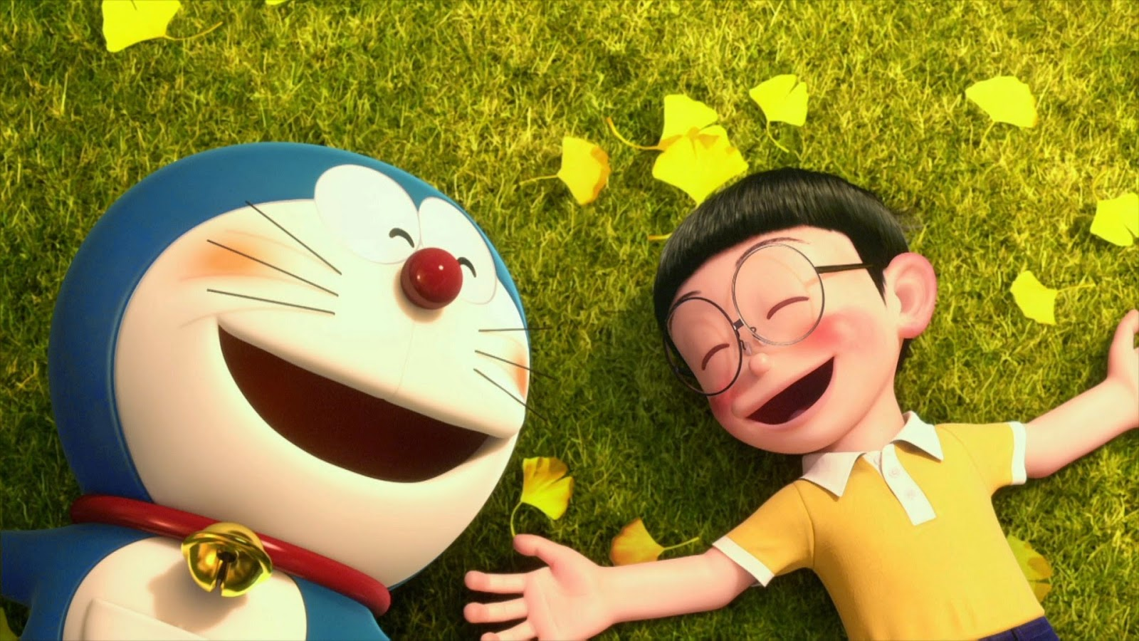 New Stand By Me Doraemon Trailers Features Time Travel & Drama