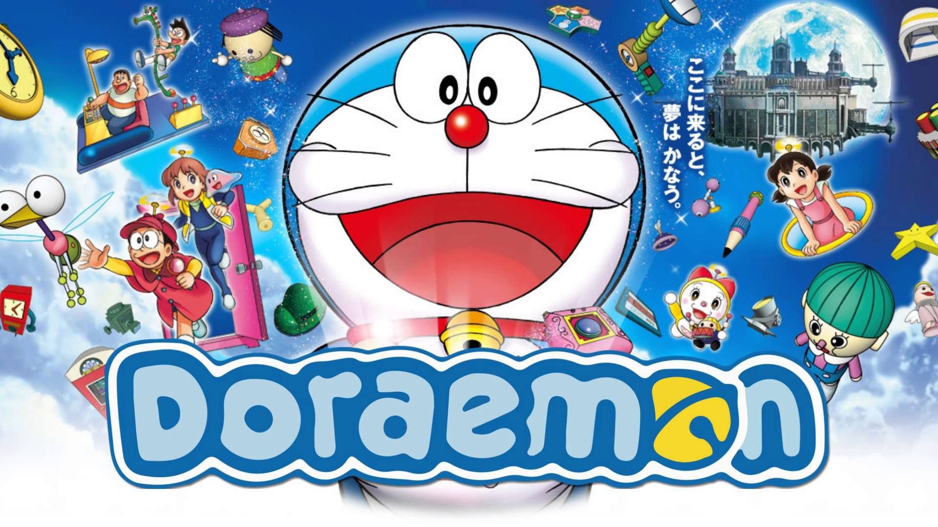 Doraemon Wallpapers HD-8