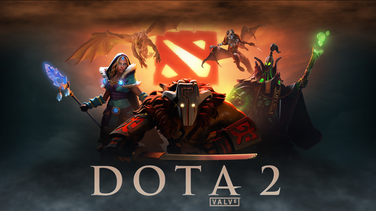 DOTA 2 WALLPAPER by commander34 DOTA 2 WALLPAPER by commander34