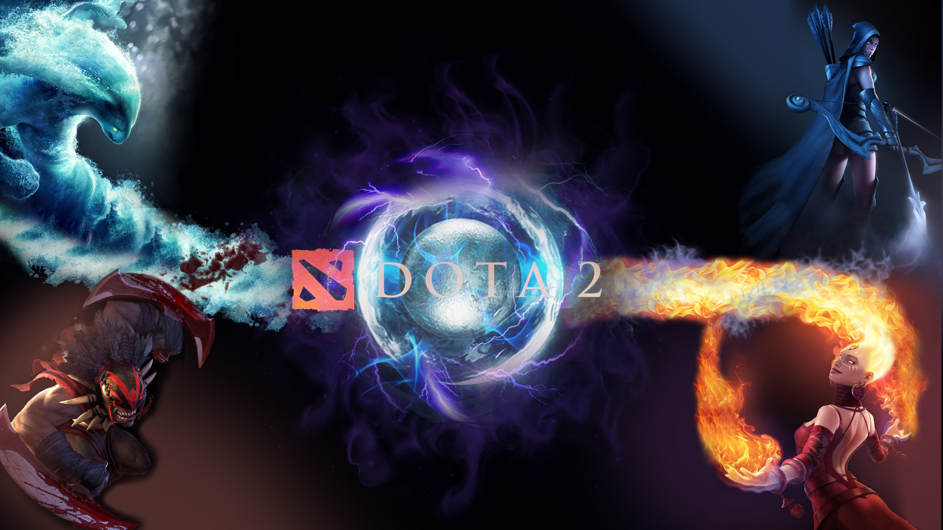 Dota 2 Wallpaper HD Backgrounds