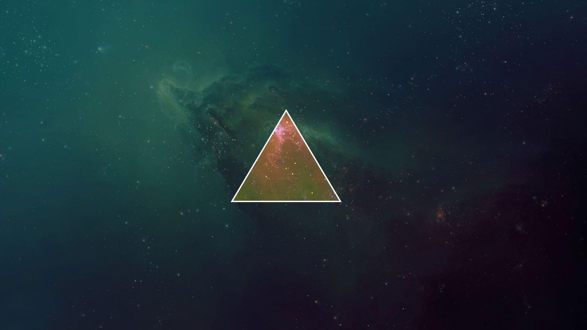 Download Triangle Wallpaper