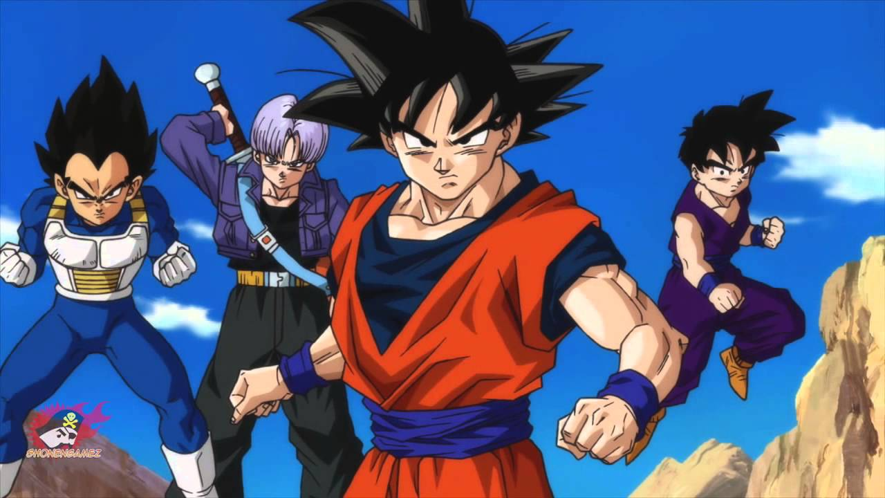 Dragon Ball Z: Battle Of Z - Intro Cinematic