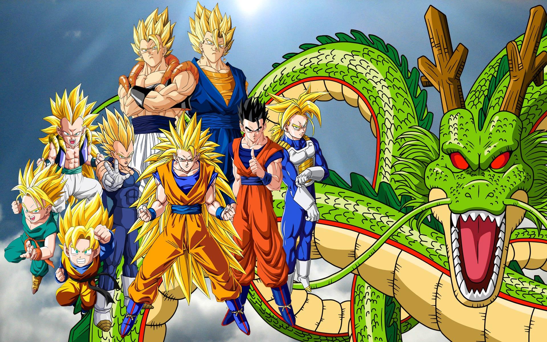 Dragon Ball Z Wallpaper ...