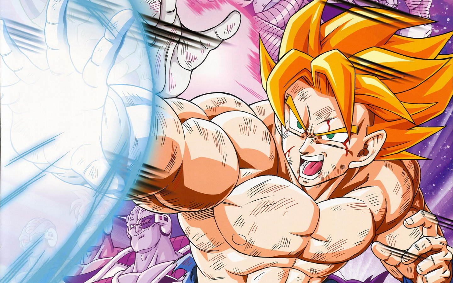 Dragon Ball Z Res: 1440x900 / Size:554kb. Views: 1995222
