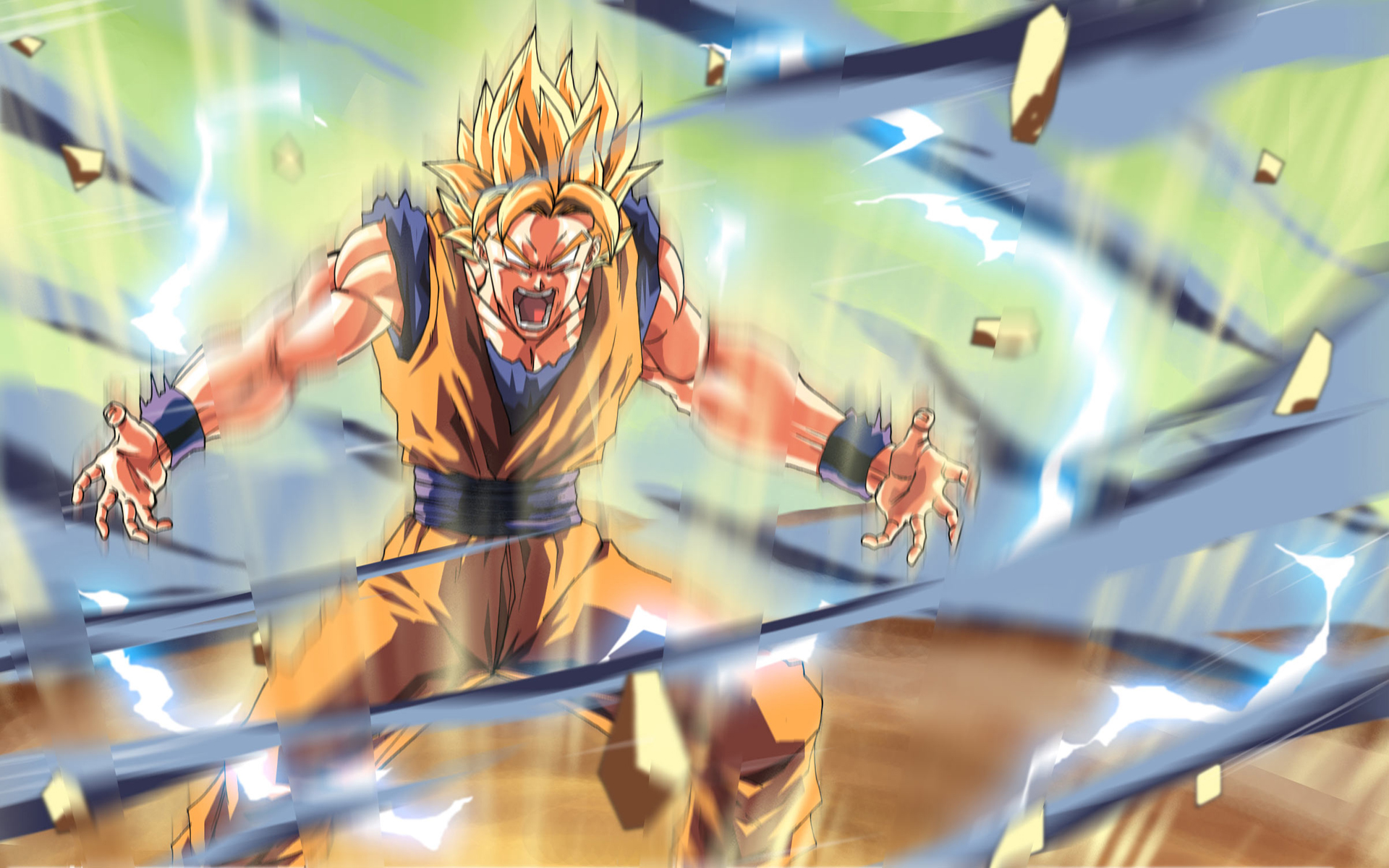 Dragon Ball Z Res: 1920x1200 / Size:978kb. Views: 298226