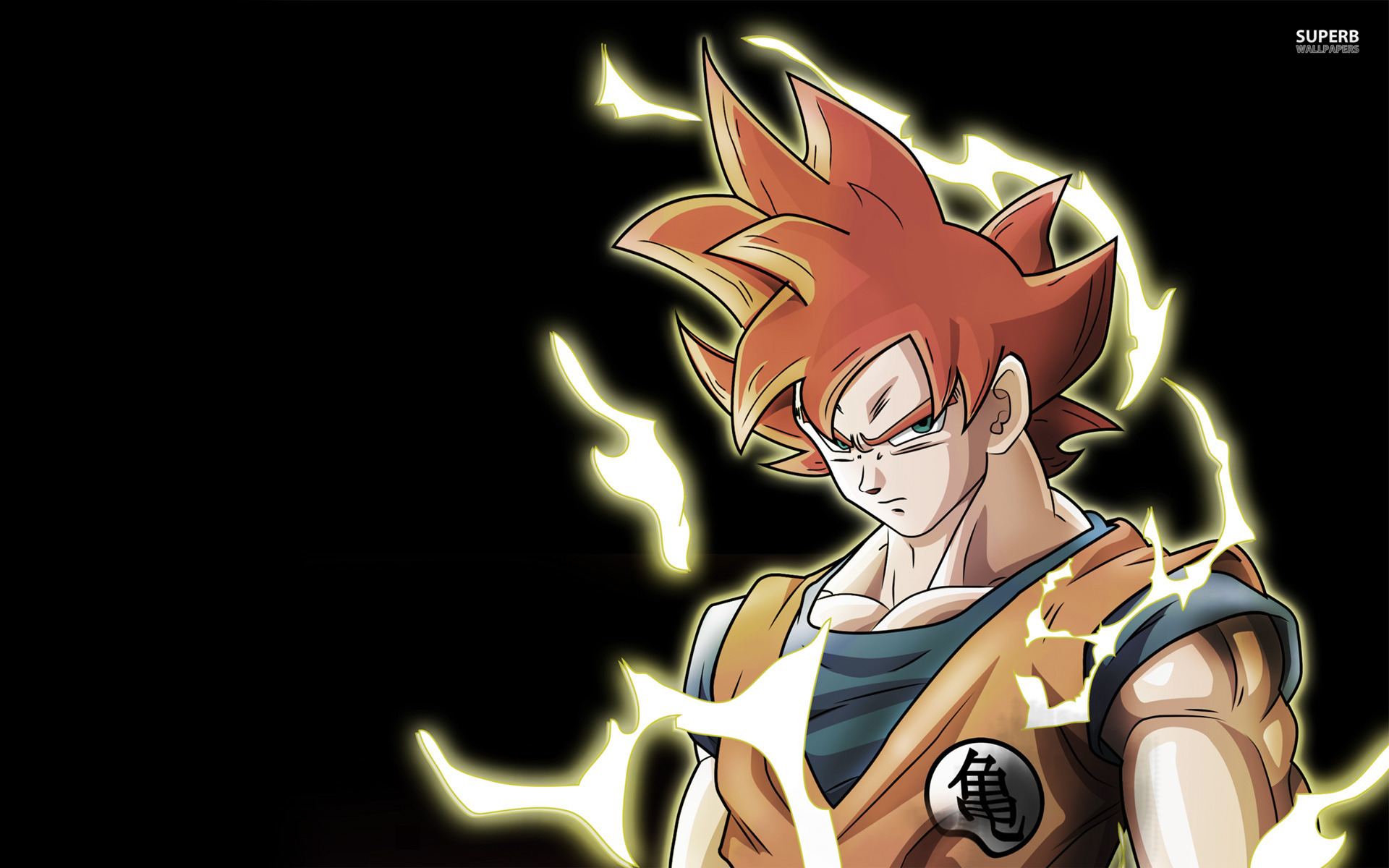 Goku - Dragon Ball Z Battle of Gods wallpaper 1920x1200 jpg