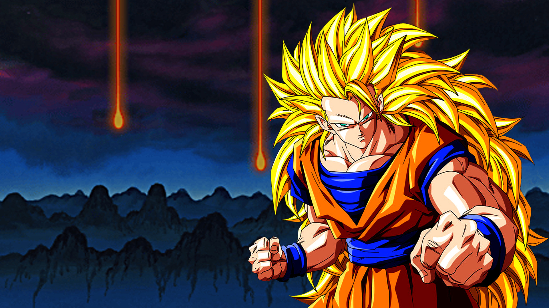 Goku - Dragon Ball HD Wallpaper 1920x1080