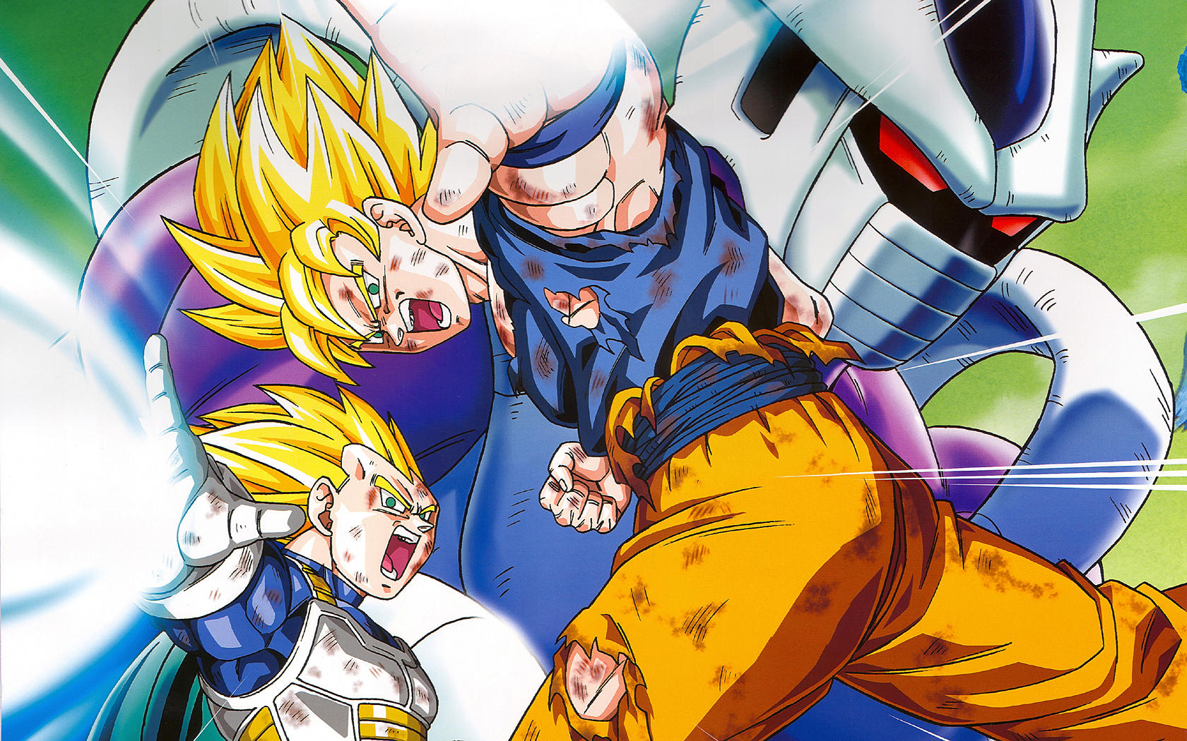 Dragon Ball Z Res: 1680x1050 / Size:2048kb. Views: 578247