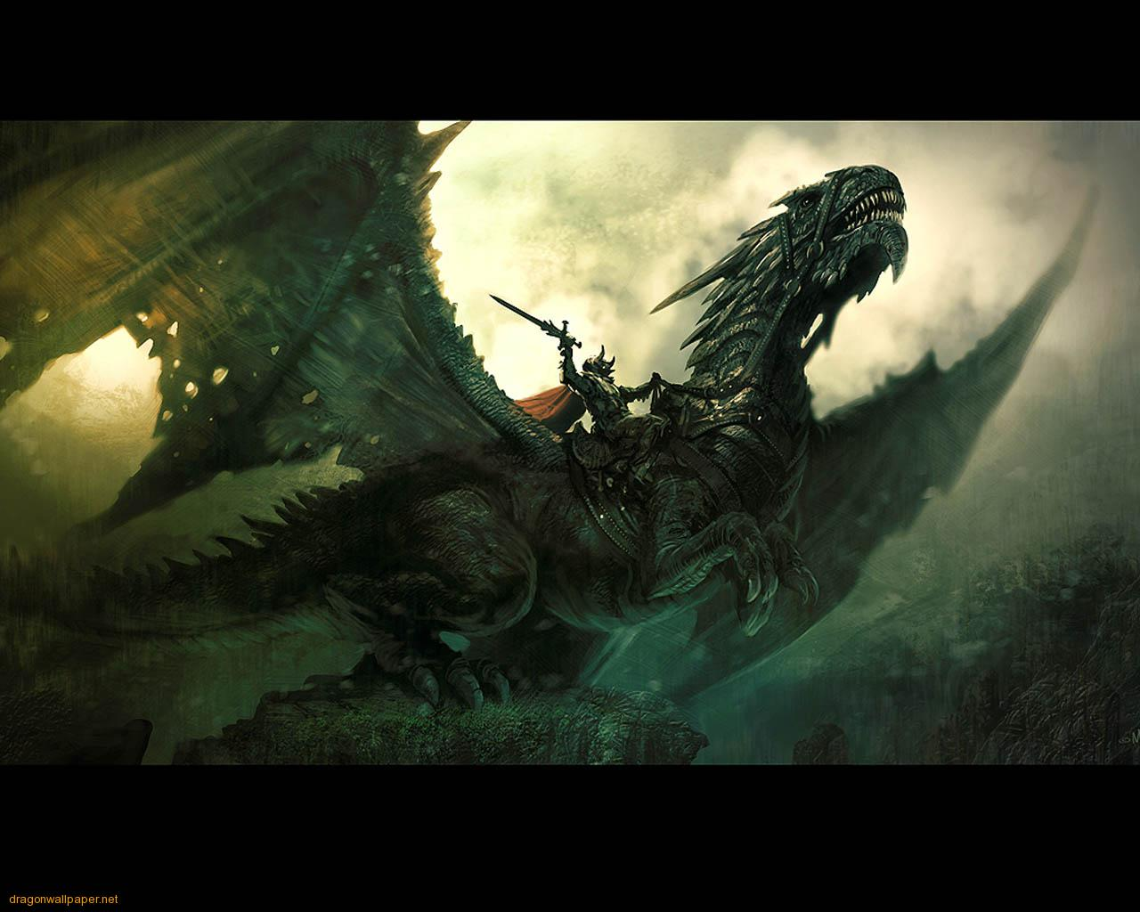 dragon fantasy wallpaper | 1280x1024 | #42298