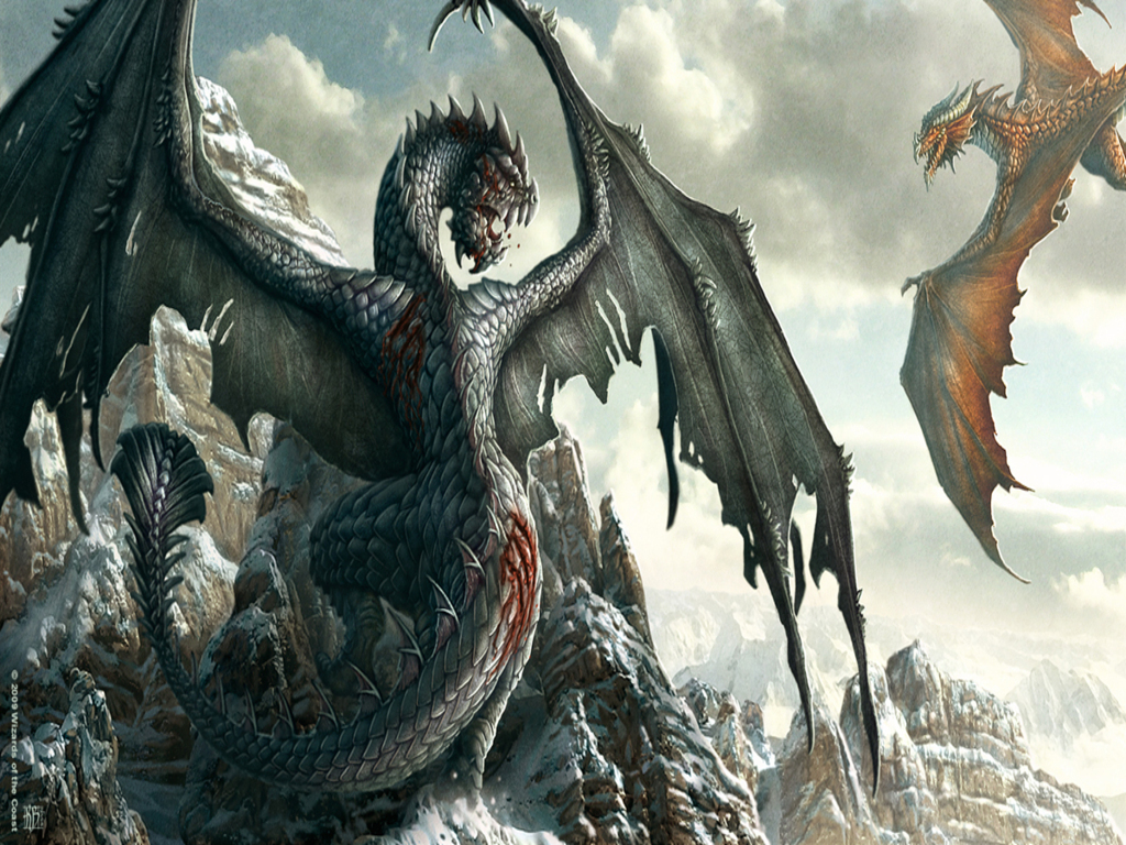 Dragons - Fantasy. almost 2 years ago