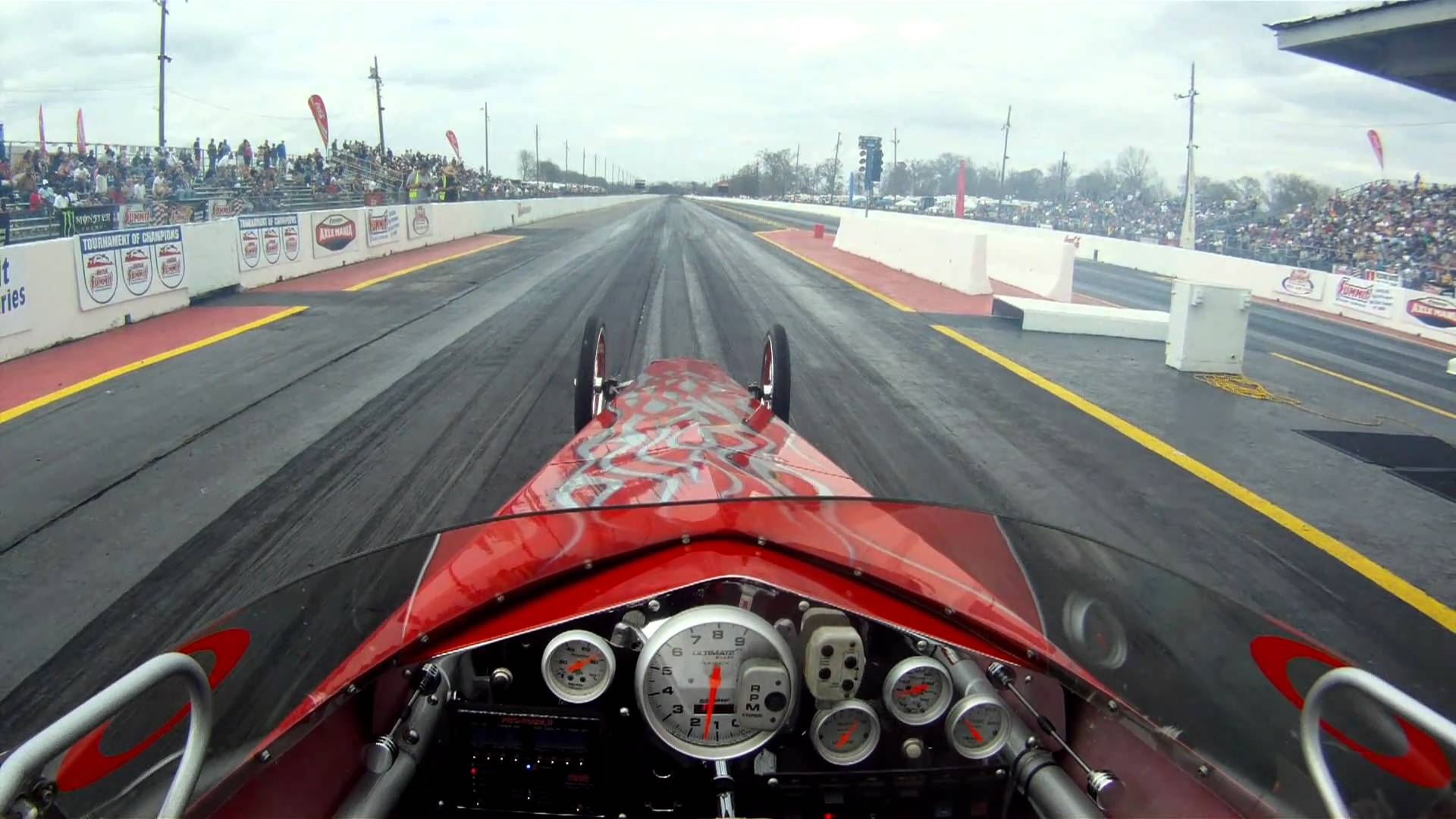 GoPro HD Hero: Top Dragster 6.60 @ 208 mph!