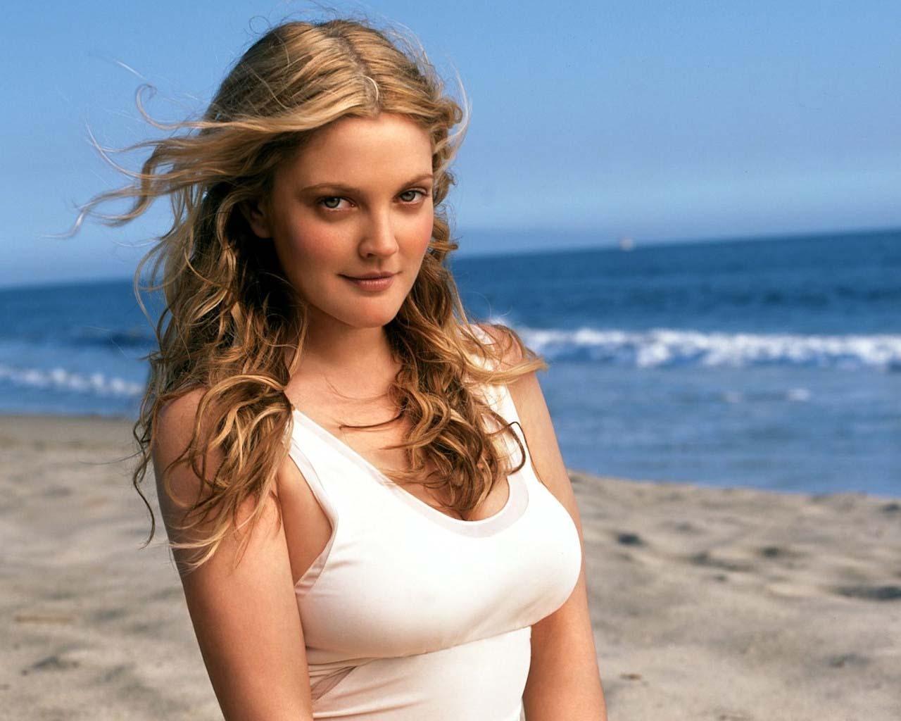 ... Drew Barrymore ...