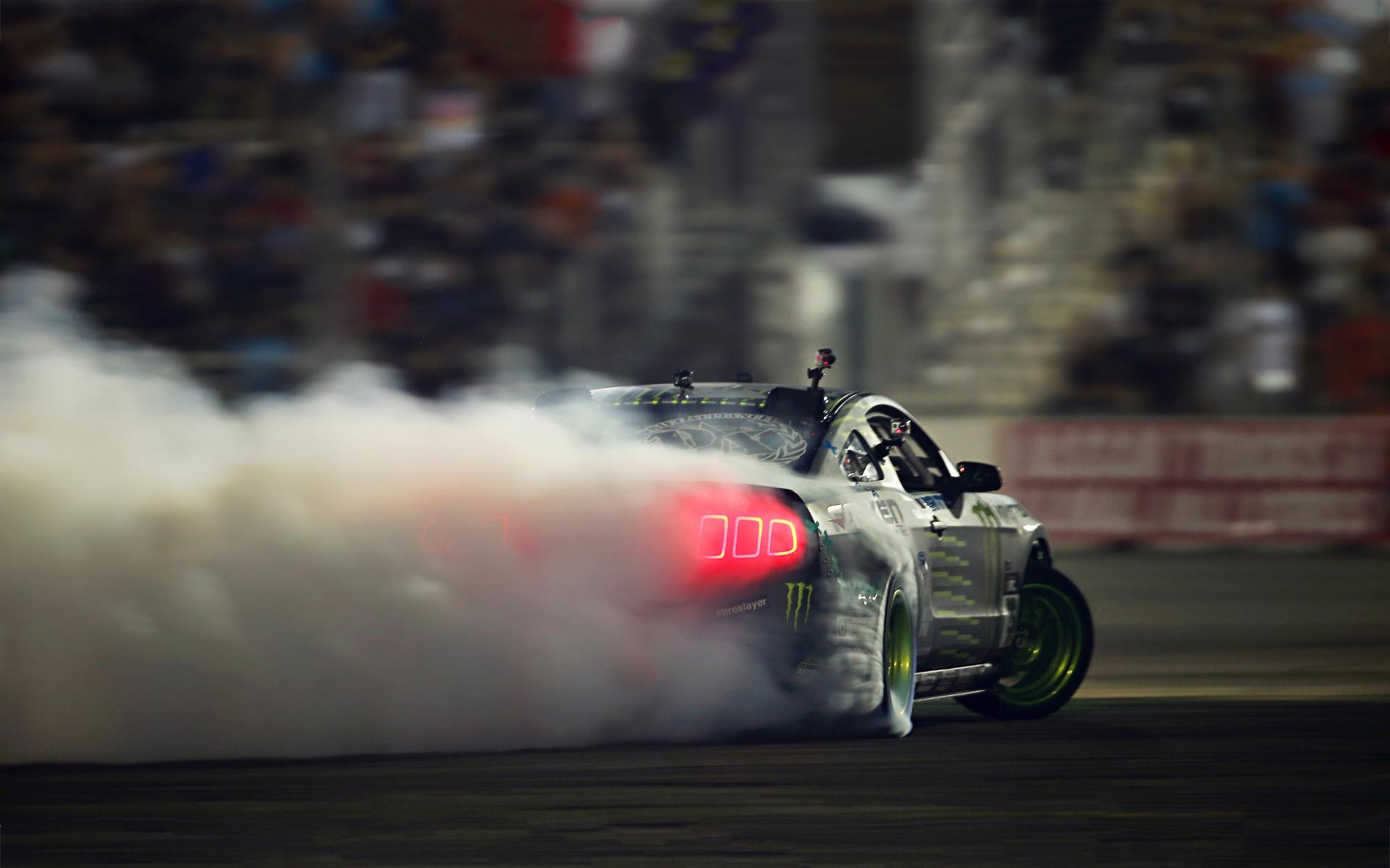 Ford mustang gt drift