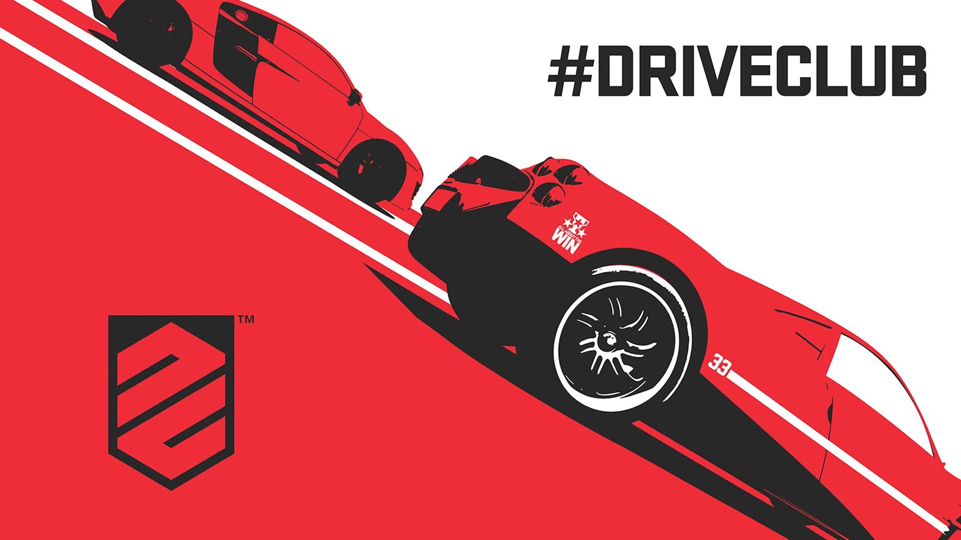 Drive Club Logo