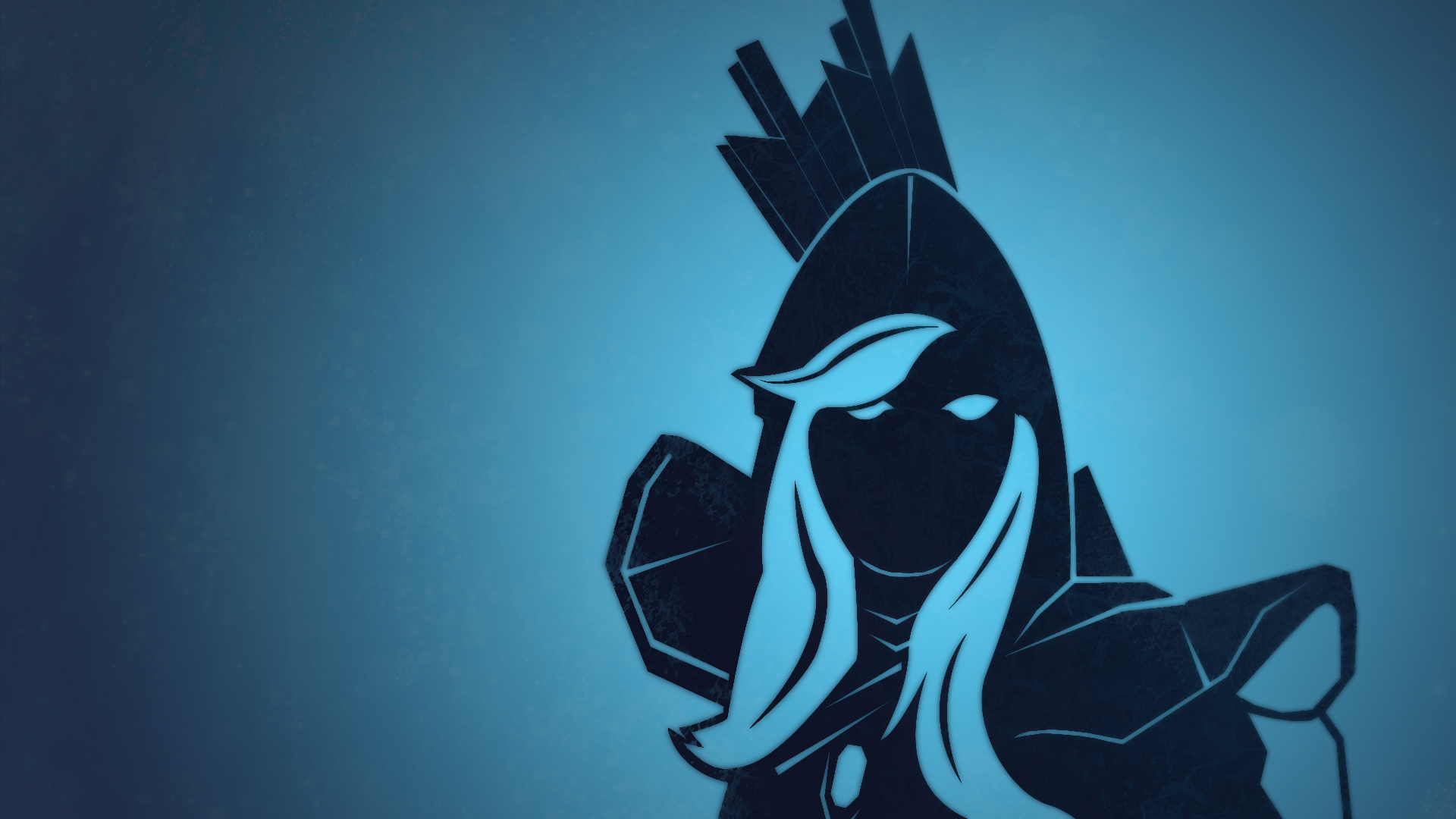drow-ranger-vector-wallpaper