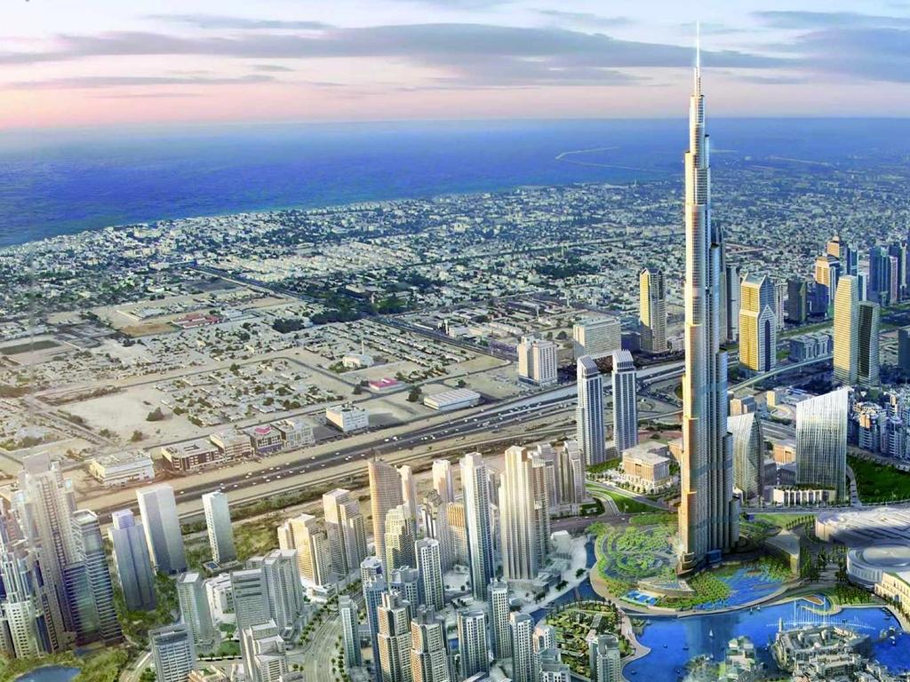 Dubai Wallpaper