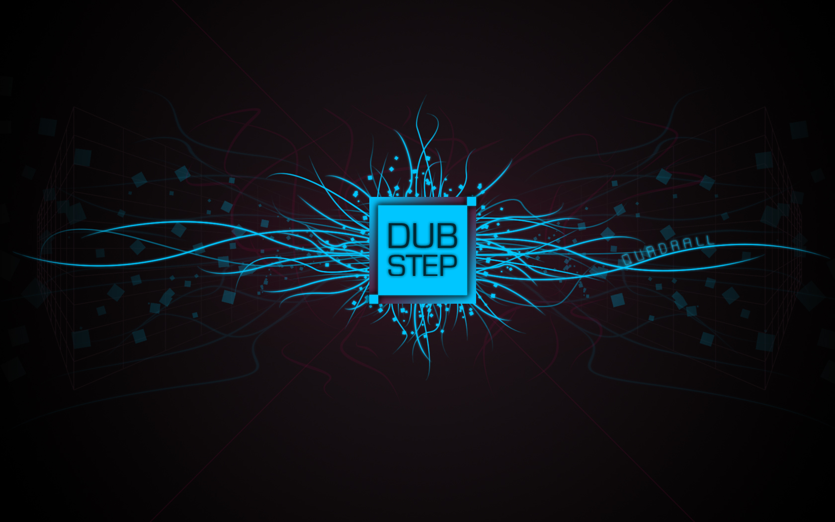 ... dubstep wallpaper by Lynx-iz