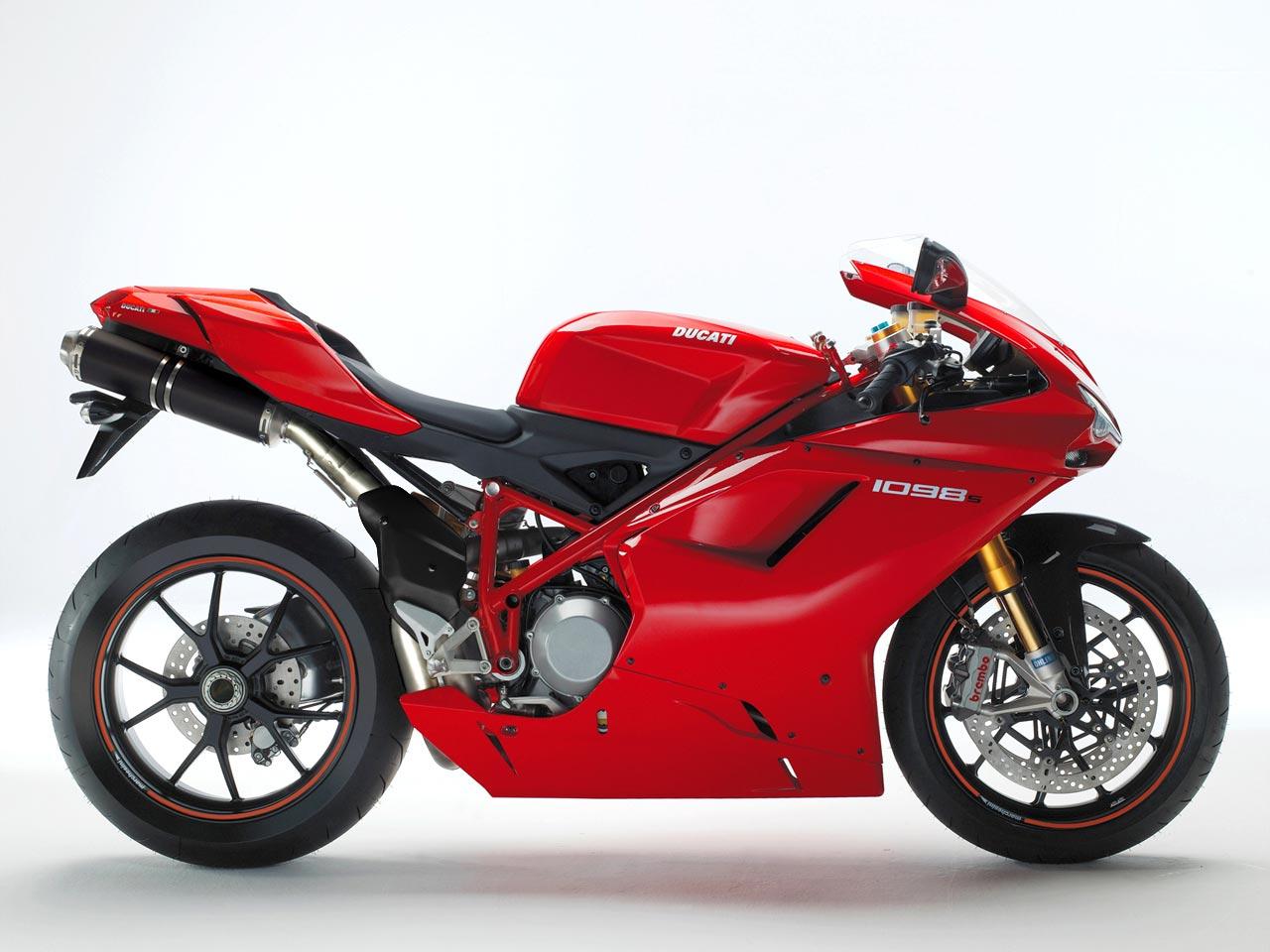 2007 Ducati 1098S Superbike