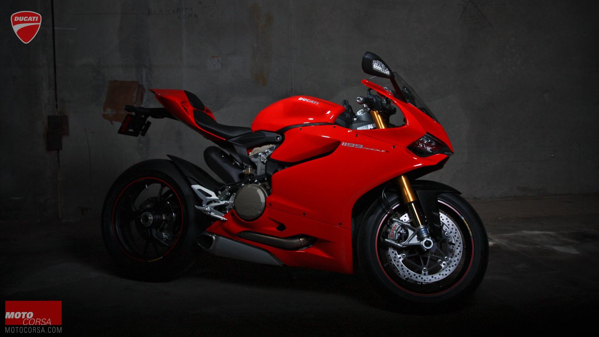 Ducati 1199 panigale #2