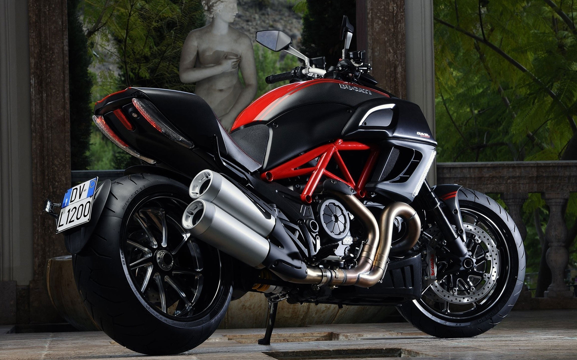 Fantastic Bike Wallpaper 1920x1200 Ducati Diavel