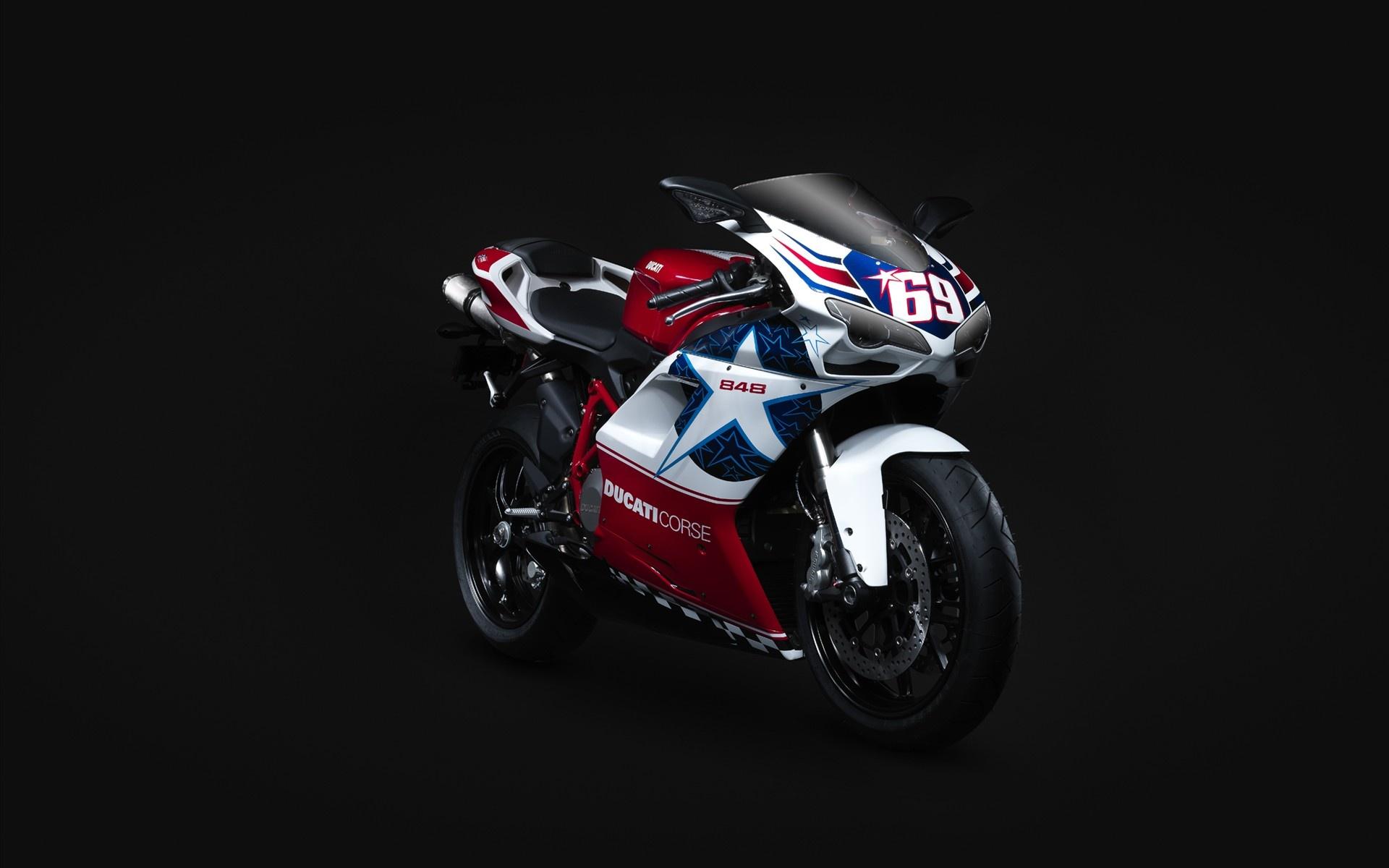 Ducati 848 Sports Bike