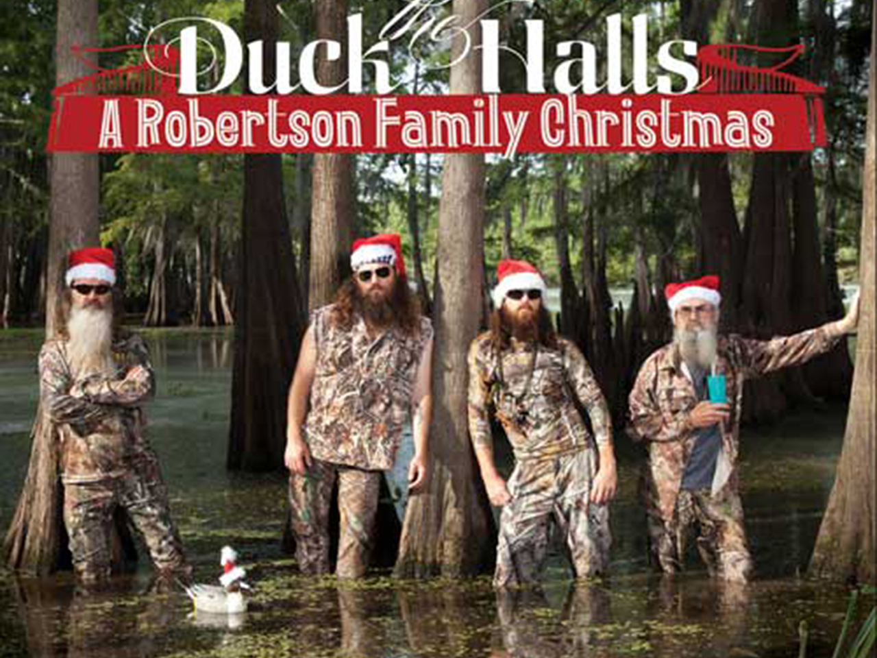 'Duck Dynasty' wades into country music waters with holiday album - TODAY.com