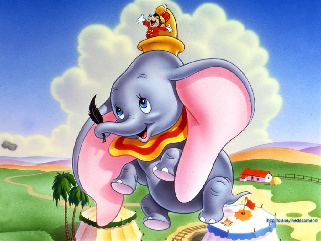 Dumbo Wallpaper