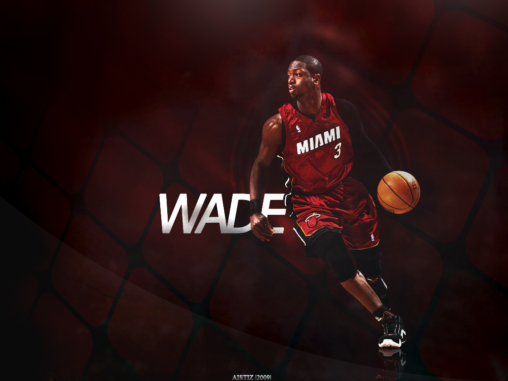Dwayne Wade wallpaper by Aistiz