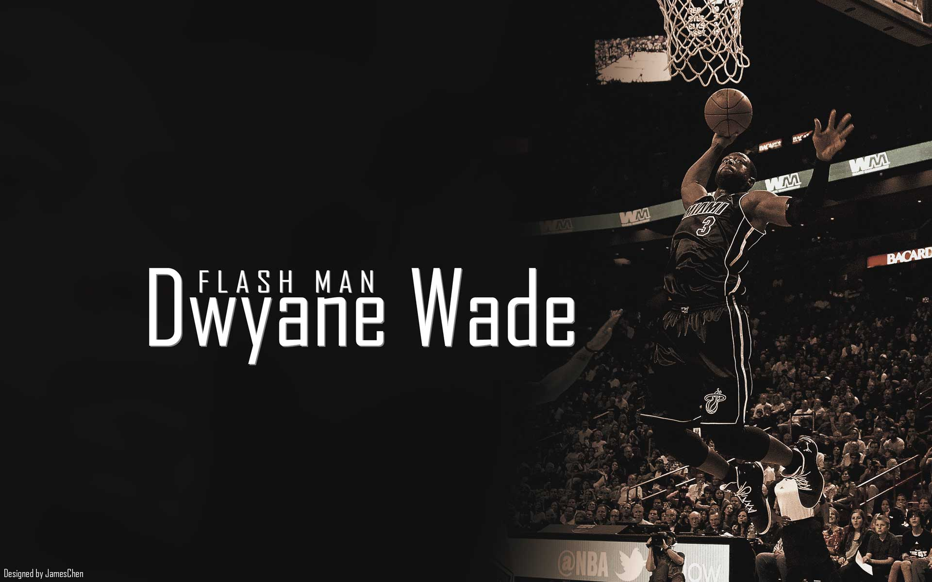 Dwyane Wade 107