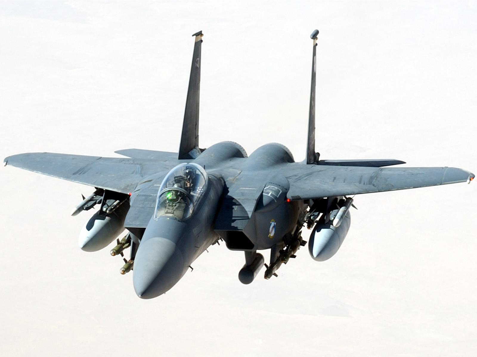 Eagle F15