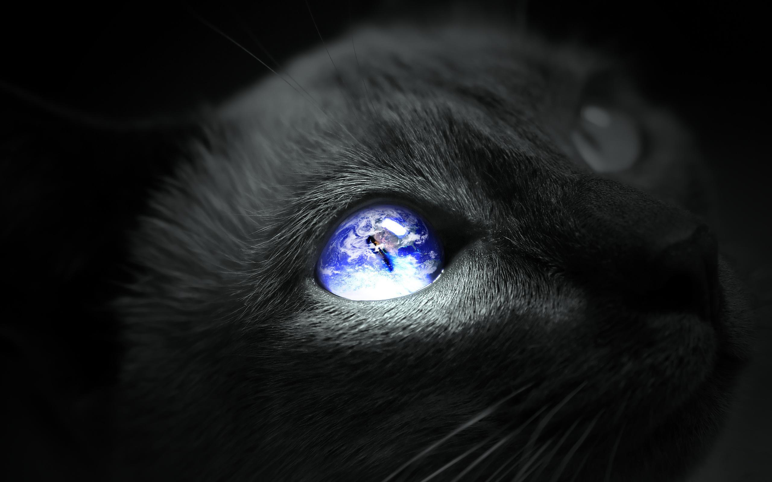 Earth Cat eye