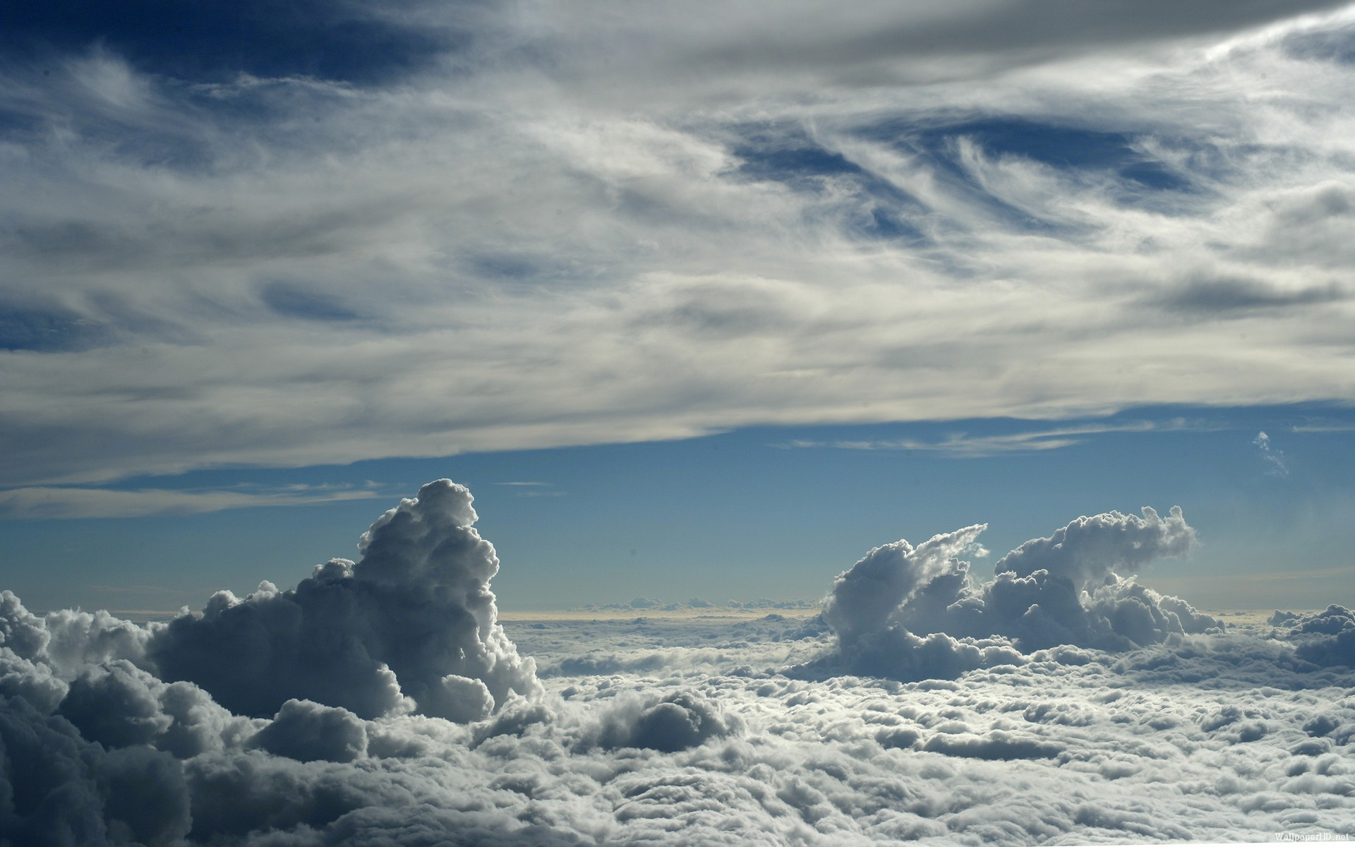 Earth Clouds