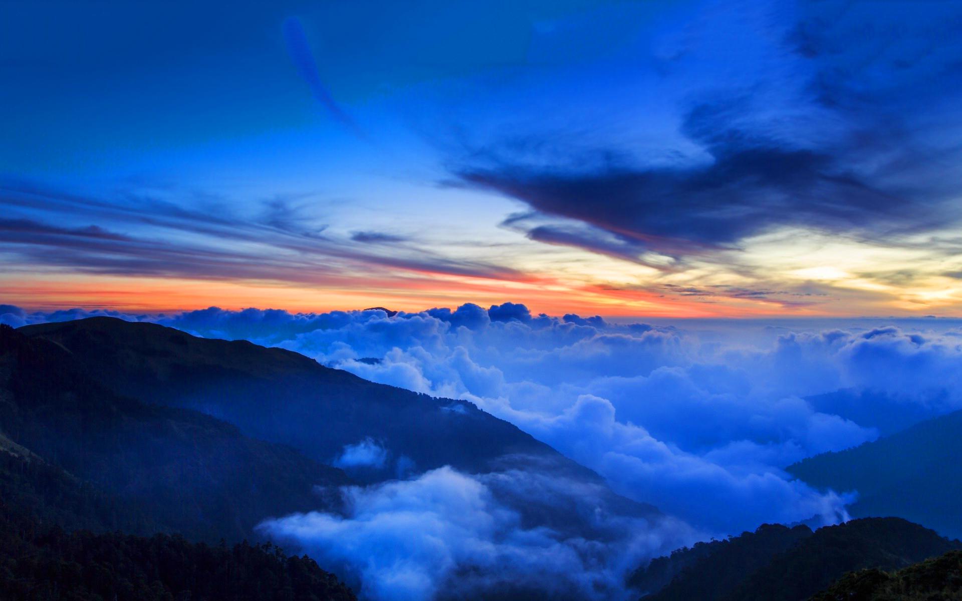Earth sky sunrise