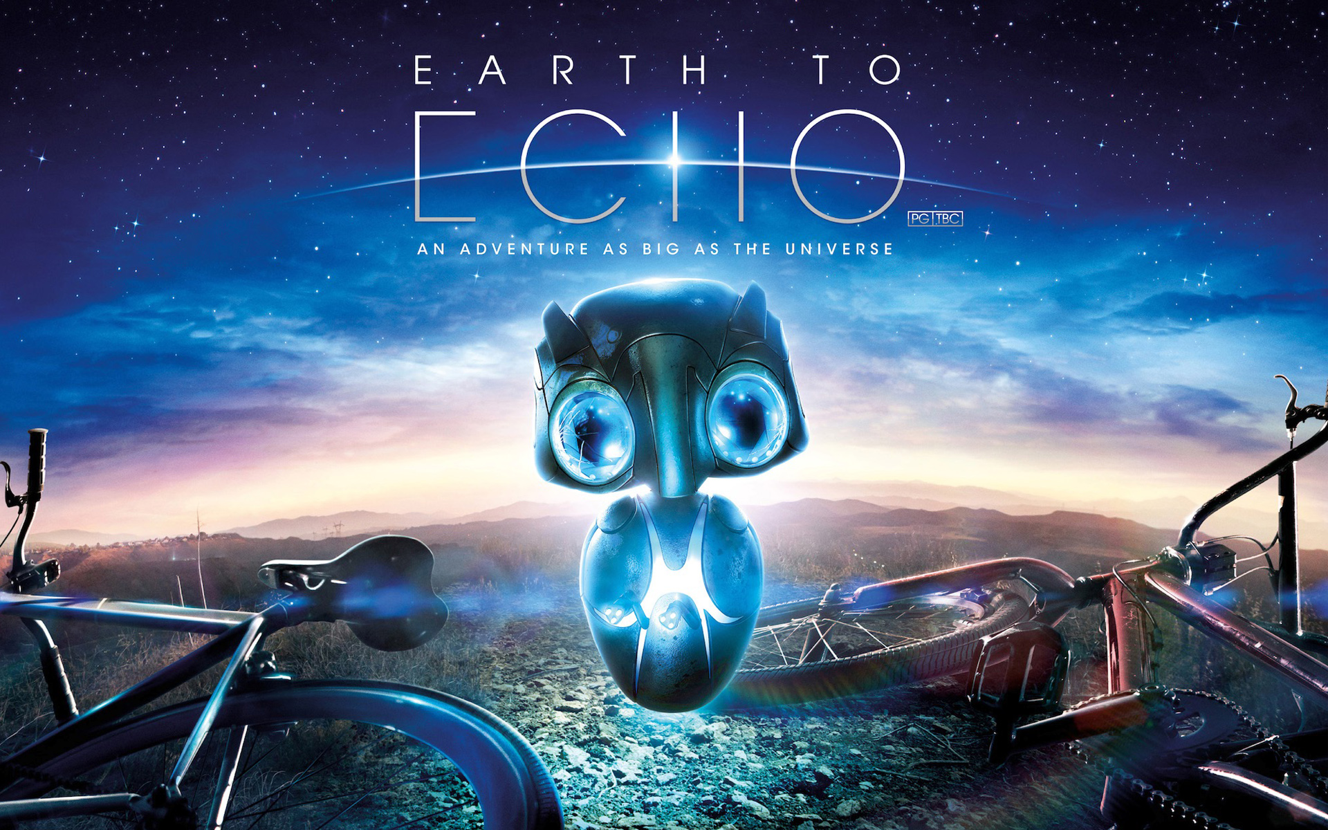 Earth to Echo Wallpaper