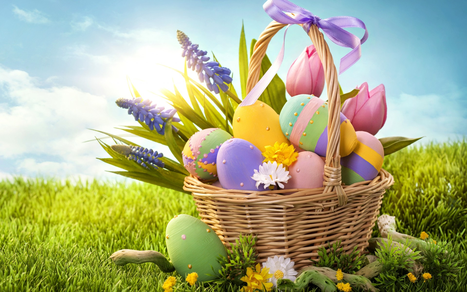 Easter Basket Wallpapers
