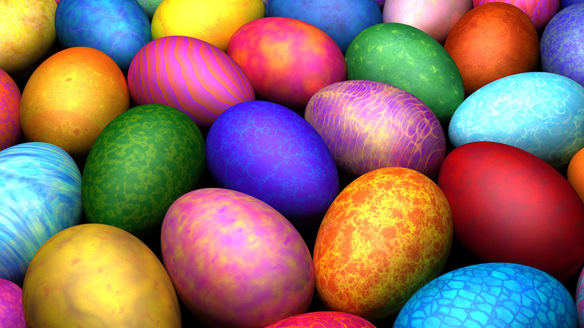Easter Egg Screensavers