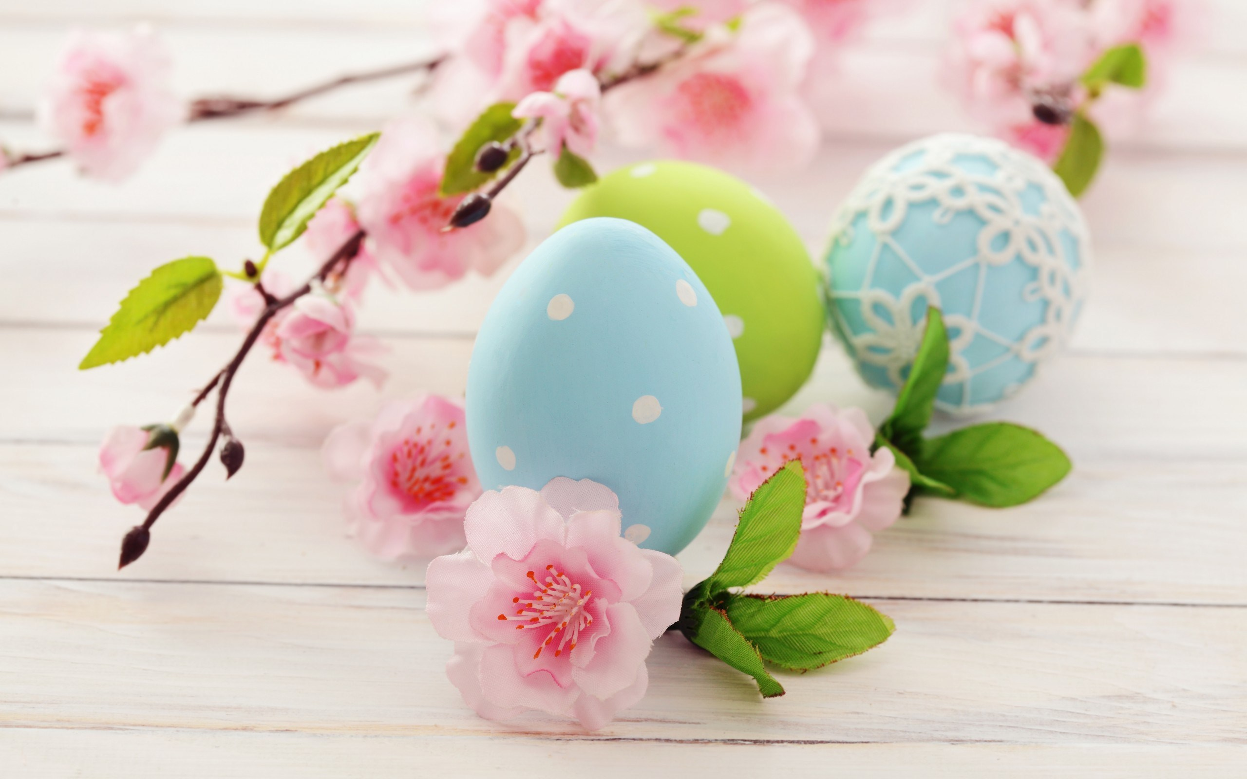 Easter Holiday Spring Eggs