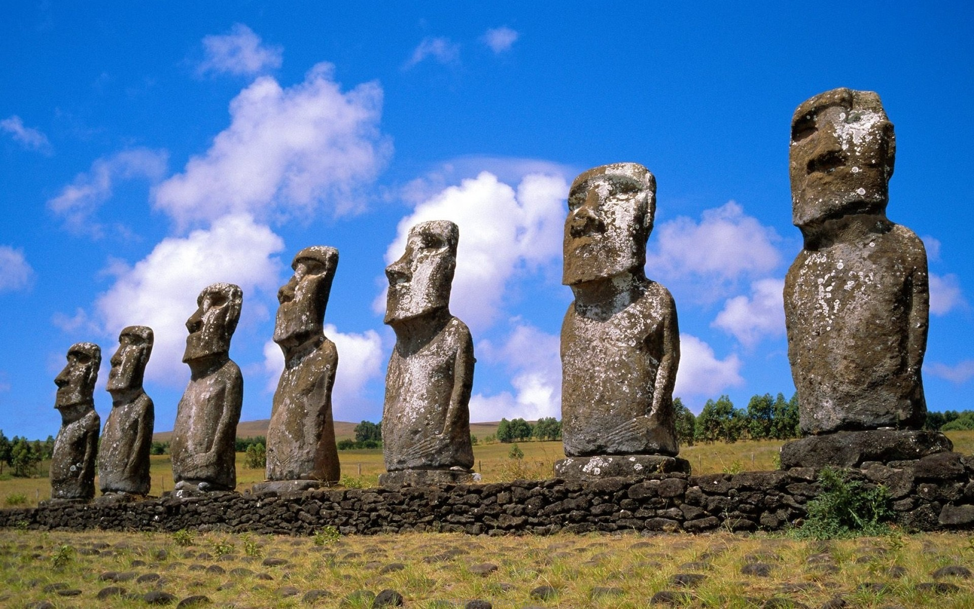 Easter Island download free for desktop