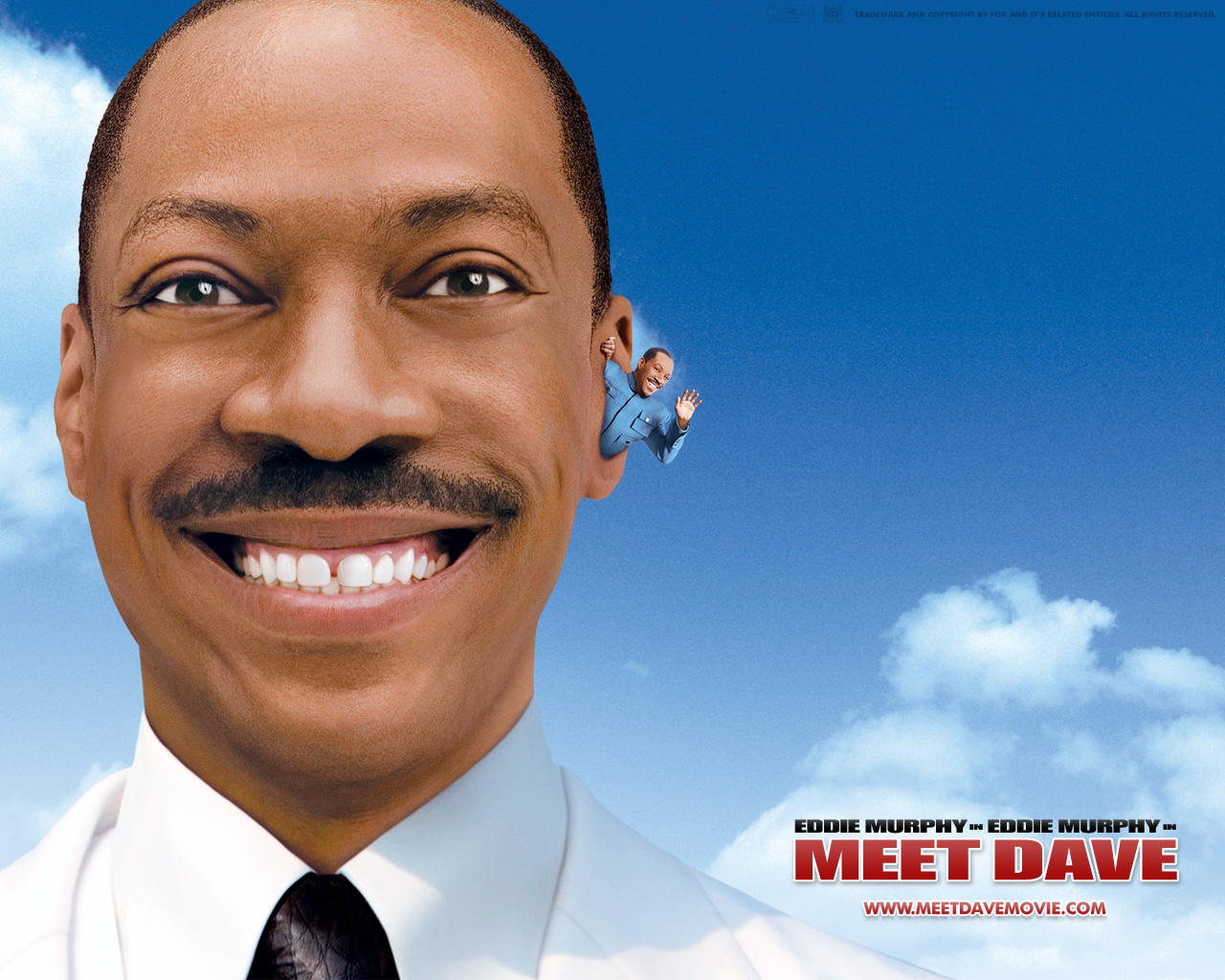 Eddie Murphy in Meet Dave Wallpaper 2