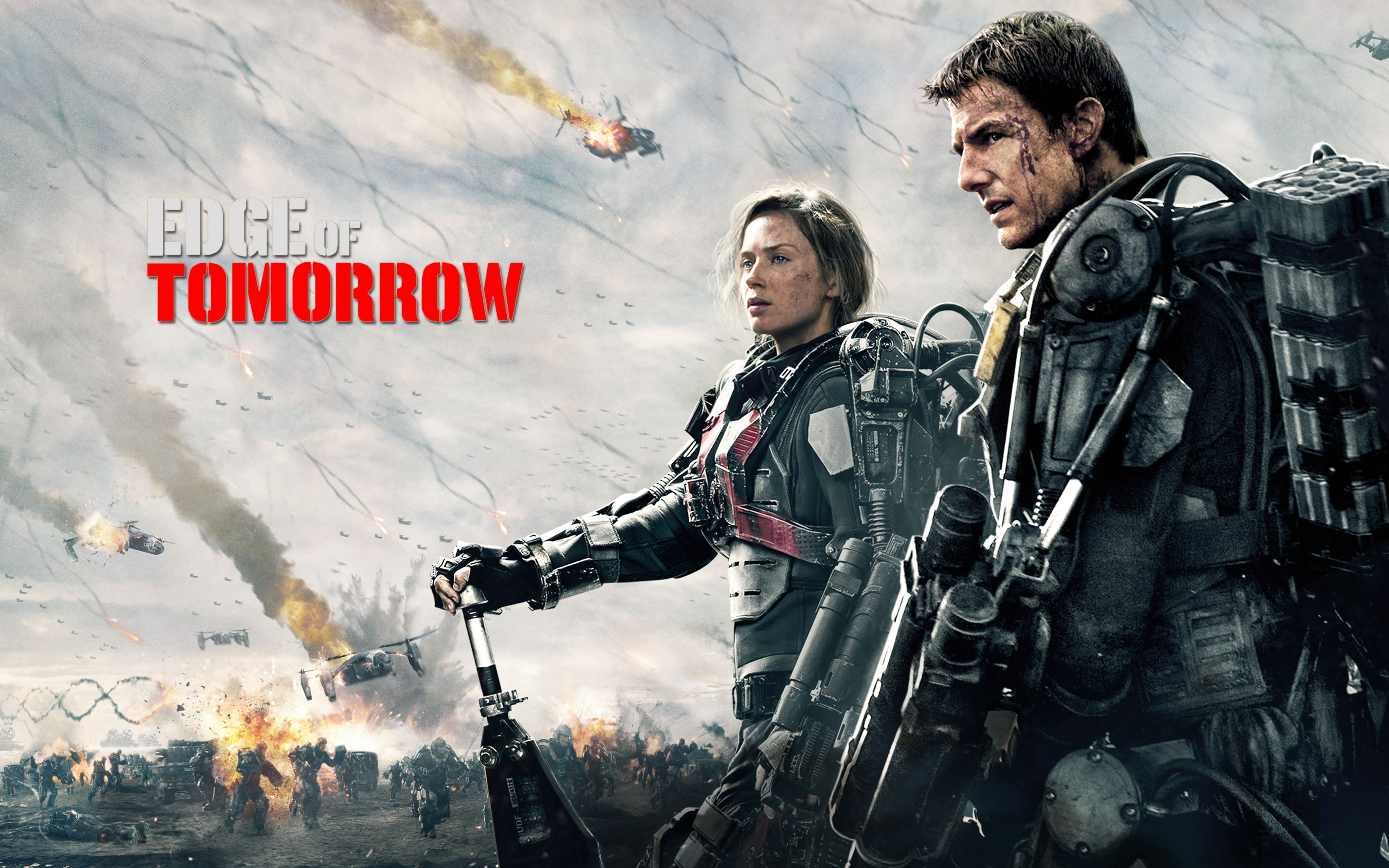 Edge of Tomorrow's home release shows studio still has no clue how to market it | Blastr